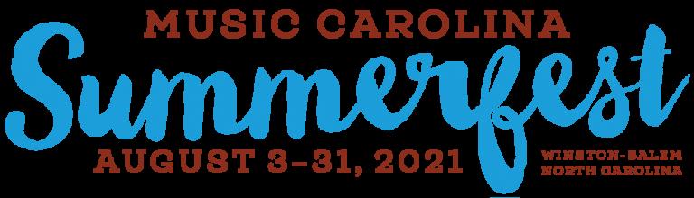 Music Carolina SummerFest 2021